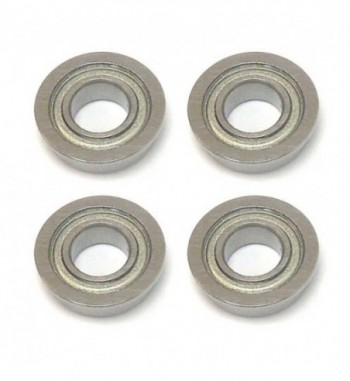 HK-B6124F Flanged Bearing...