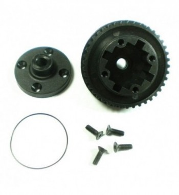 HK220S Rear Diff. case Set