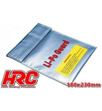 LiPo Safe Bag - Flat Type -...