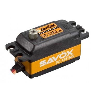 SERVO Savox SC-1251MG